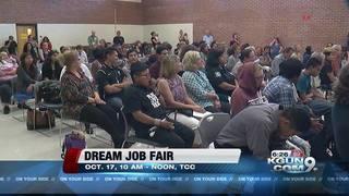 Building a D.R.E.A.M. Job Fair