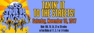 Register NOW for El Tour de Tucson 2017