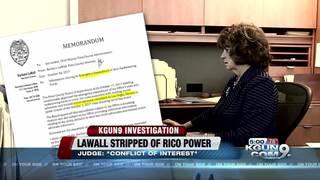 Board strips Barbara LaWall of RICO power