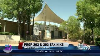 Voters decide whether to pass zoo propositions