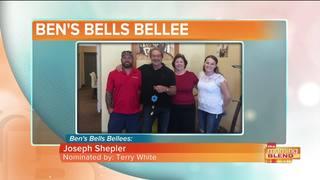 Ben's Bells Bellee of the Week: Joseph Shepler