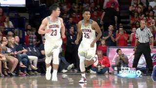 Allonzo Trier wins Pac-12 Player of the Week