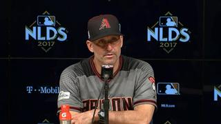 Torey Lovullo named N.L. Manager of the Year