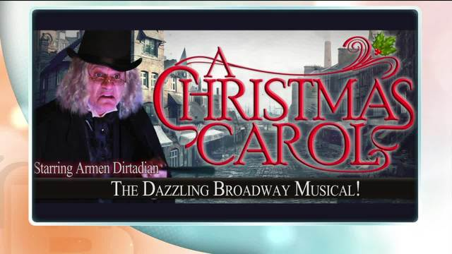 arts express presents a christmas carol kgun9com - When Was A Christmas Carol Published