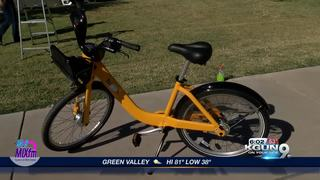 Bike share program launches today