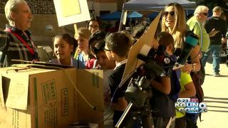 Arizona students take part in STEM adventure
