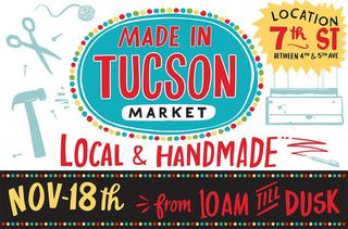 Made in Tucson Market connects local artists