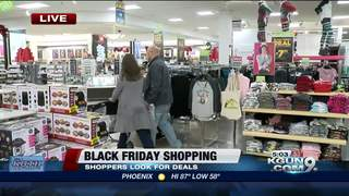 Shoppers dig into Black Friday deals