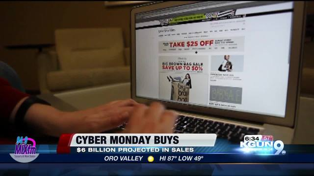 Cyber Monday Expected to Hit Record