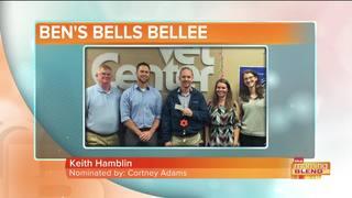 Ben's Bells Bellee of the Week: Keith Hamblin