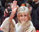 Jane Fonda raises $1.3 million, 80th birthday