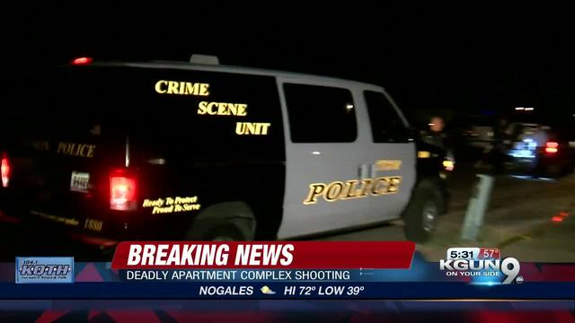 TPD Gang Unit investigates deadly shooting