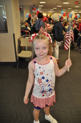 Local girl raises money for Honor Flight