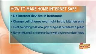 Keeping your kids safe from internet predators