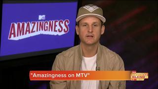 Rob Dyrdek new MTV show Amazingness