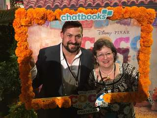 Local author hosts signings for 'Coco' book