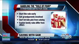 Study: Your kids could benefit from less gifts