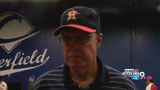 Astros Brent Strom back in Tucson