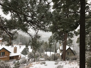 Snow in Southern Arizona: Viewer photos