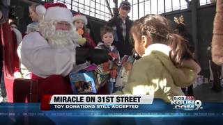 Miracle On 31st Street still accepting donations