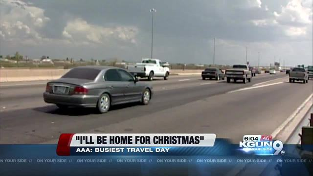 Busiest travel day of holiday season kicks off in DC