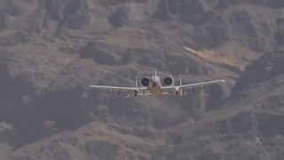 Oxygen malfunctions grounded some DM A-10s