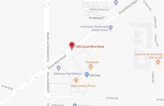 Sahuarita police look for armed robbery suspect