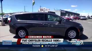 160,000+ cars recalled