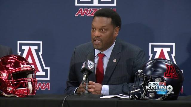 Kevin Sumlin goes to the University of Arizona