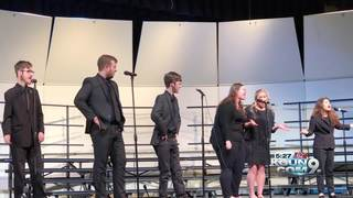Marana High School Choir Symposium