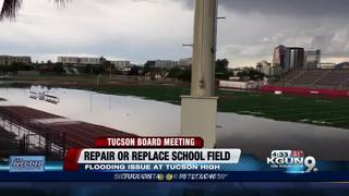 TUSD Board to tackle Tucson High football field