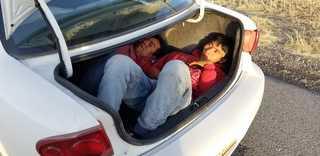 BP arrests 4 in migrant smuggling case