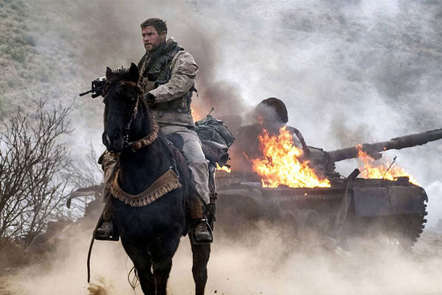 '12 Strong' Review: …And The Horses They Rode In On