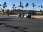 Vehicle crash shuts down SB Stone