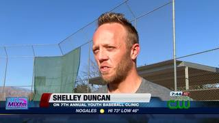 7th Annual Shelley Duncan youth clinic
