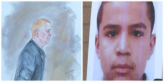 Should BP Agent Army AWOL be evidence in trial?