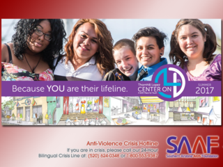 SAAF - Southern Arizona AIDS Foundation