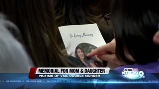 Memorial for Vail double homicide victims