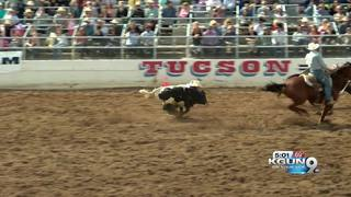 Tucson Rodeo begins