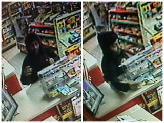 PCSD searching for armed robbery suspect