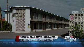 Spanish Trail Motel biggest redevelopment