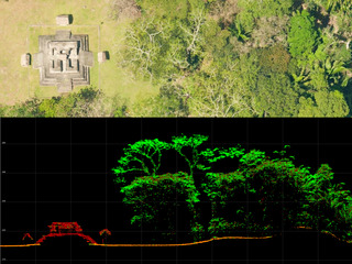 UA research team explores Mayan settlements