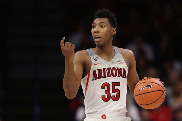 NCAA declares Allonzo Trier ineligible