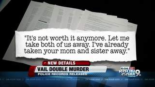 Police records recount Vail double homicide
