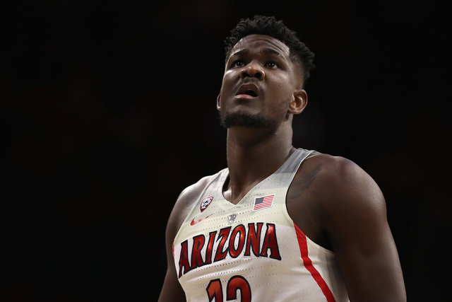 Ayton cleans up in All-Pac-12 Awards