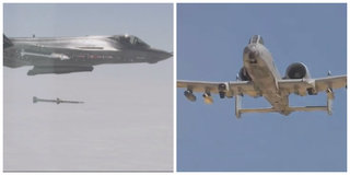 A10 vs F35: Ground support competition coming up