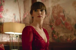 'Red Sparrow' (MOVIE REVIEW)
