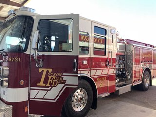 Tucson Fire chosen for series on A&E