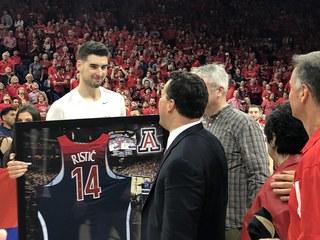 Dusan's strong senior season helping Wildcats