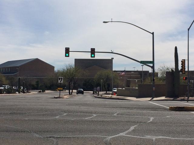 Deputies investigate Catalina Foothills incident
